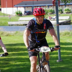 Cycling 90 km - Fredrik Östling (4700), Anders Spetz (5364)