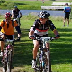 Cycling 90 km - Anders Waltbrand (4544), Ulrica Ström (4779)