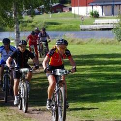 Cycling 90 km - Tone Albinson (4607), Henrik Gustafsson (4613)