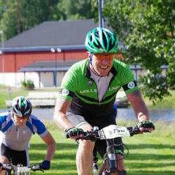 Cycling 90 km - Douglas Lenander (3758)