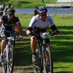 Cycling 90 km - Klas Eriksson (4979), Jeanette Sjödin (5282)