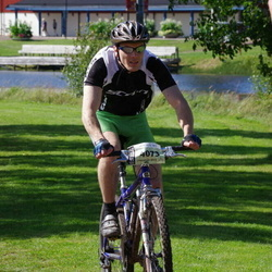 Cycling 90 km - David Stadig (4073)