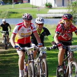 Cycling 90 km - Henrik Holmgren (5679), Carina Hultgren (6737)