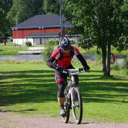 Cycling 90 km - Donny Friberg (6707)
