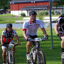 Cycling 90 km - David Åkebrand (6053), Fredrik Sjöström (6839)