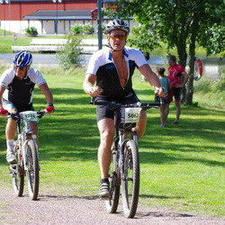 Cycling 90 km - Anders Larsson (5062), Thomas Almqvist (5224)