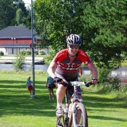 Cycling 90 km - Henrik Hedberg (5107)