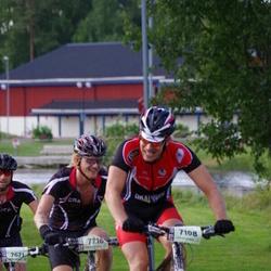 Cycling 90 km - Robin Vesterberg (7108), David Kierkegaard (7716)