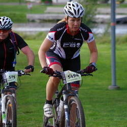 Cycling 90 km - Frida Helin (5494), Dennis Lindkvist (5775)