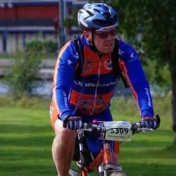 Cycling 90 km - Dick Dahlberg (5309)