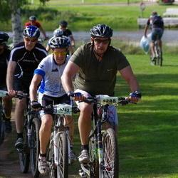 Cycling 90 km - Åke Eriksson (4742), Kent Larsson (5288)