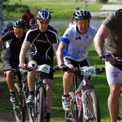 Velosports 90 km - Åke Eriksson (4742), Kent Larsson (5288), Leo Rossi (5313)