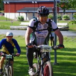 Cycling 90 km - Sten Granath (3731), Janne Bysell (7284)