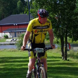 Cycling 90 km - Henrik Hulterskog (6841)