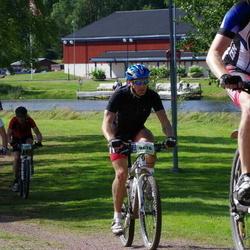 Cycling 90 km - Lasse Larsmark (5991), David Stolpe (9678)