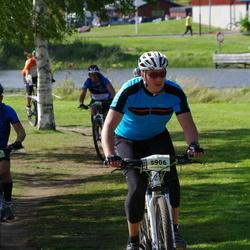 Cycling 90 km - Lars Nilsson (5906), Henrik Larsson Thunholm (5913)
