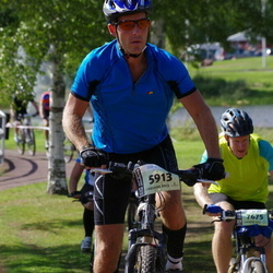 Cycling 90 km - Henrik Larsson Thunholm (5913)