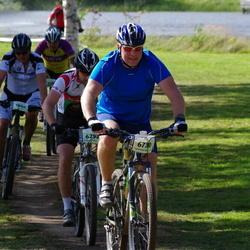 Cycling 90 km - Daniel Söderström (6730)