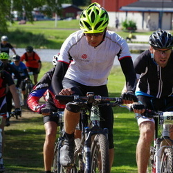 Cycling 90 km - Christian Vallo Hansen (8949)