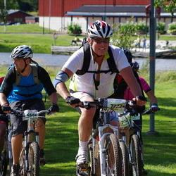 Cycling 90 km - Anders Stenback (6608), Ulf Willquist (7722)