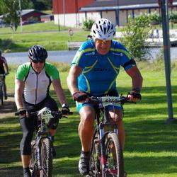 Cycling 90 km - Arne Larsson (6160)