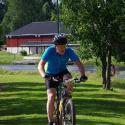 Cycling 90 km - Dirk Johansson (6325)