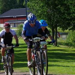 Cycling 90 km - Curt Möller (6109), Hans-Inge Erixon (6521), Per-Ola Persson (8853), Emil Dahllöf (10718)