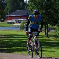 Cycling 90 km - Daniel Rällsjö (6958)