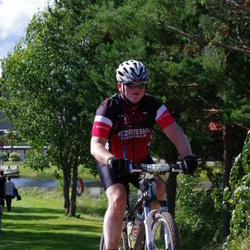 Cycling 90 km - Anders Wallin (6950)