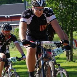 Cycling 90 km - Andreas Örnéus (6143), Alexander Klasson (8418)