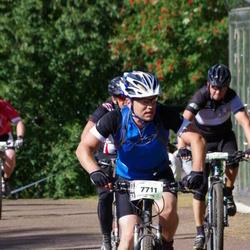 Cycling 90 km - Martin Wahlström (7711)