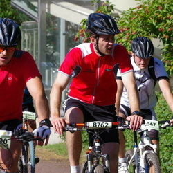 Cycling 90 km - Jonas Paulsson (8762), Anders Håkansson (8890), Henrik Persson (9567)