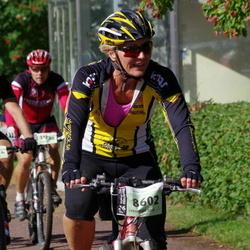 Cycling 90 km - Maria Bengtsson (8602)