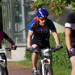 Cycling 90 km - Elisabeth Larsson (10403), Tomas Eriksson (12685)