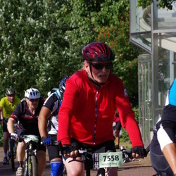 Cycling 90 km - Calle Roos (7558)