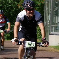 Cycling 90 km - Henrik Bergström (11615)