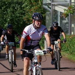 Cycling 90 km - Jan Linderholm (8350), Per-Arne Jörlid (10498), Christian Rudholm (10507)