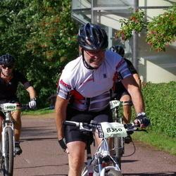 Cycling 90 km - Jan Linderholm (8350), Christian Rudholm (10507)