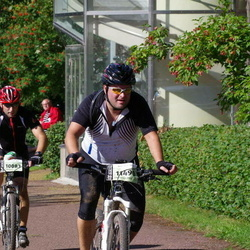 Cycling 90 km - Michael Rönning (10083), Jani Teppola (11490)