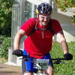 Cycling 90 km - Henrik Åman (8535)