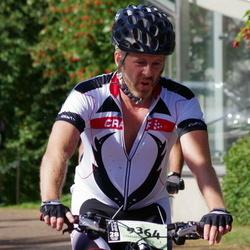 Cycling 90 km - Fredrik Weimyr (9364)