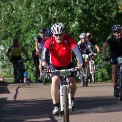 Cycling 90 km - Carl-Magnus F Olesen (7832)