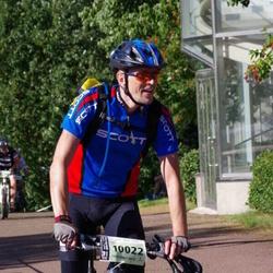 Cycling 90 km - Dennis Lundberg (10022)