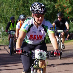 Cycling 90 km - Cecilia Andersson (8253)