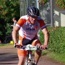 Cycling 90 km - Anders Jernelid (13576)