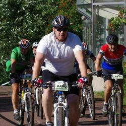 Cycling 90 km - Fredrik Bergström (8468), Börje Johansson (9823)