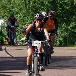 Cycling 90 km - Elisabeth Fresk (8078)