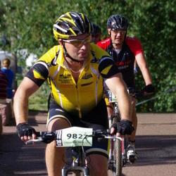 Cycling 90 km - Henrik Svedberg (9827)