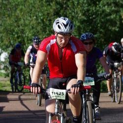 Cycling 90 km - André Jeppsson (11425)