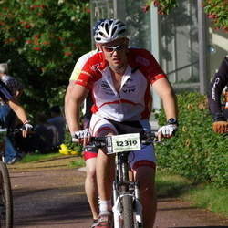 Cycling 90 km - Andreas Tunberg (11344), Christian Brink (12319)
